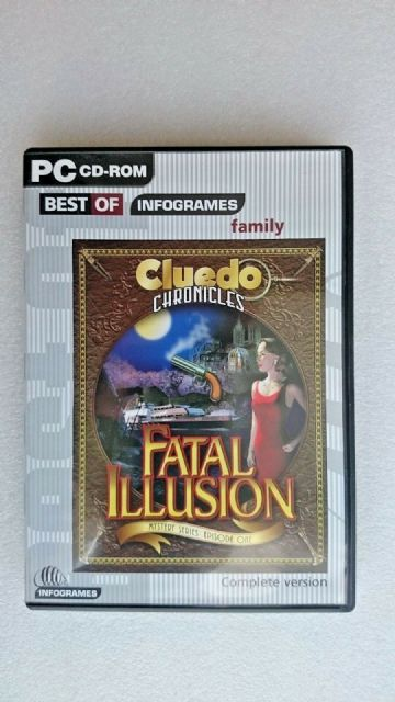 Cluedo Chronicles - Fatal Illusion (PC: Windows, 2000)